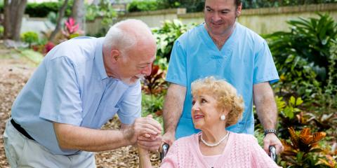 Why You Should Visit Nursing Home Residents During the Holidays, West Hartford, Connecticut
