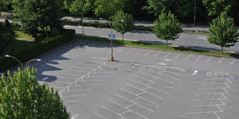 4 FAQ About Installing Asphalt Parking Lots, Rochester, New York