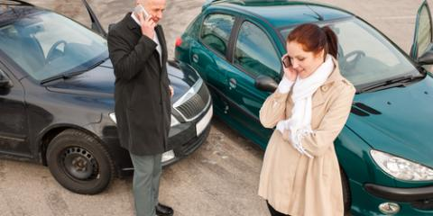 Collision Center Explains What to Do After a Car Crash, East Rochester, New York