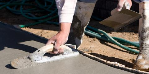 How to Prevent Cracks in Your Concrete, Mayfield, New York