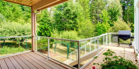 3 Reasons to Get a Custom Glass Railing in Your Home, Spring Valley, New York