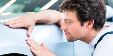 Why You Should Get Dent Repair Services Immediately, Wallkill, New York