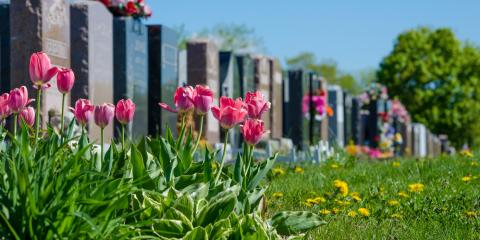 The 3 Most Common Materials for Headstones, Canandaigua, New York