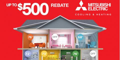 Save Big With New Mitsubishi Electric® Heating Installation, Yonkers, New York