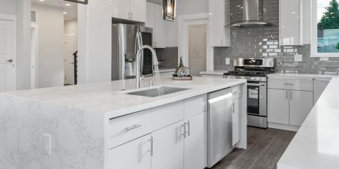 What to Know About Waterfall Countertops, Hopewell, New Jersey