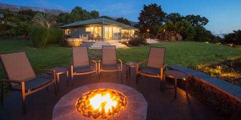 Top 3 Benefits of an Outdoor Fireplace, Batavia, New York