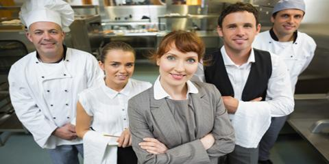 Need Uniform Cleaning Services for Your Restaurant?, Brooklyn, New York