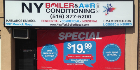 NY Boiler & Air Conditioning Services , Air Conditioning, Services, Baldwin, New York