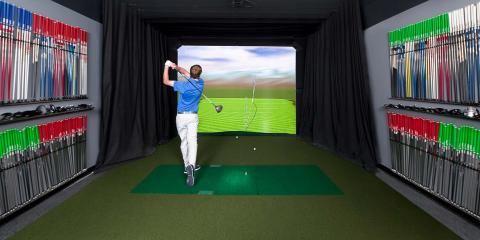 Swing Into Golf Season at New York Golf Center, Manhattan, New York