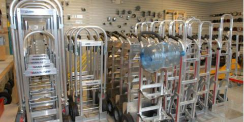 5 Expert Safety Tips for Operating Hand Trucks, Manhattan, New York