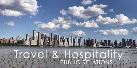 Travel Public Relations Firm, A New Travel & Hospitality Pr Agency, Officially Opens, Manhattan, New York