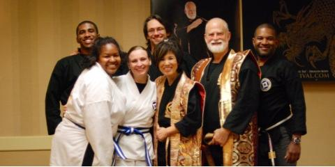 Learn Determination & Personal Self-Defense With Martial Arts Training at SKH Quest Center, Manhattan, New York