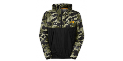 The North Face // Bluewind 1/4 Zip Pullover // W's Pandra Jacket, 1, Charlotte, North Carolina