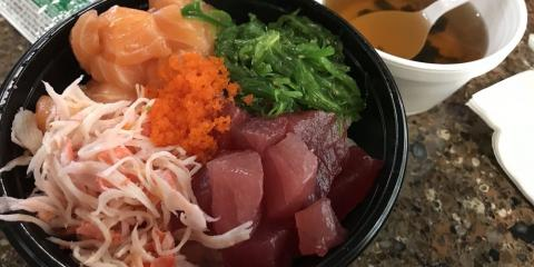 Why Kimchee and Poke Are the Perfect Seafood Match, Honolulu, Hawaii