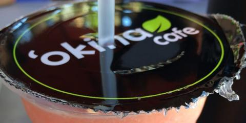 Why Tourists Love the Bubble Tea at Okina Cafe, Waialua, Hawaii