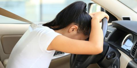 4 Common Causes of Auto Accidents in Hawaii , Honolulu, Hawaii