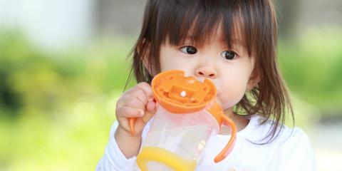 Hawaii's Best Pediatric Dentists Caution Parents on the Use of Sippy Cups, Kahului, Hawaii