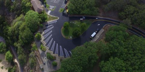 What You Need to Know About Parking Lot Striping, Koolaupoko, Hawaii