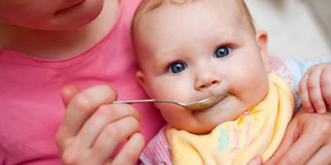 Pediatric Dentist Allen K. Hirai, D.D.S., Shares 3 Types of Healthy Foods for Babies Beginning Solid Diets , Honolulu, Hawaii
