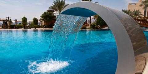 3 Reasons to Install Pool Water Features, Ewa, Hawaii