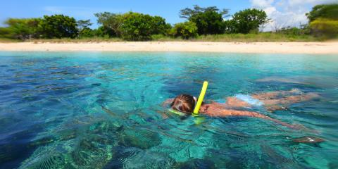 How Snorkeling & Scuba Diving Differ, Waianae, Hawaii
