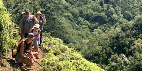 How to Prepare for Your First Hiking Adventure, Waialua, Hawaii
