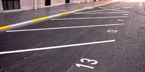4 Ways Parking Lot Restriping Will Help Your Oahu Business, Koolaupoko, Hawaii