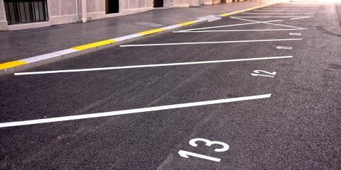 4 Ways Parking Lot Restriping Will Help Your Oahu Business, Koolaupoko, Hawaii