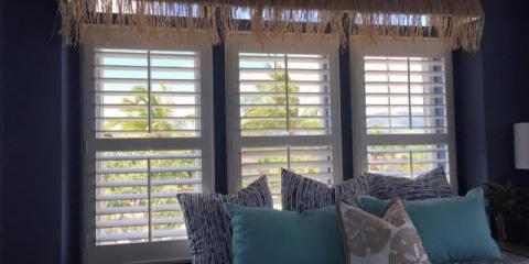 3 Tips for Selecting Window Treatment Colors, Ewa, Hawaii