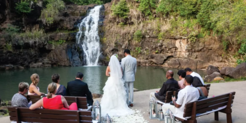 Why Waimea Valley Is Your Dream Wedding Destination, Koolauloa, Hawaii