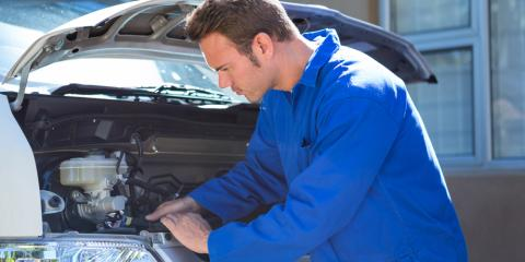 5 Maintenance Tasks Included in an Auto Tune-Up, Mount Vernon, Washington