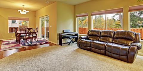 Why Choose Carpet Over Hardwood Flooring, North Whidbey Island, Washington
