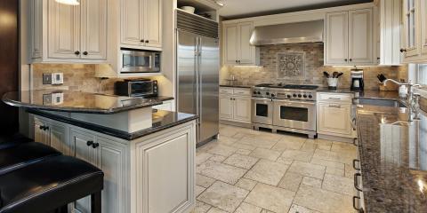 5 Modern Kitchen Flooring Options, North Whidbey Island, Washington