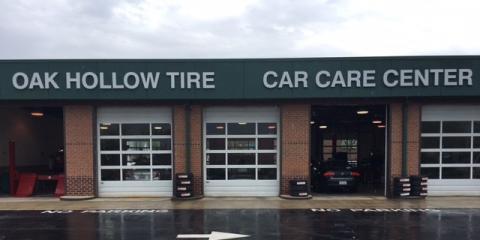 Oak Hollow Tire Car Care Center Inc. , Auto Repair, Services, High Point, North Carolina
