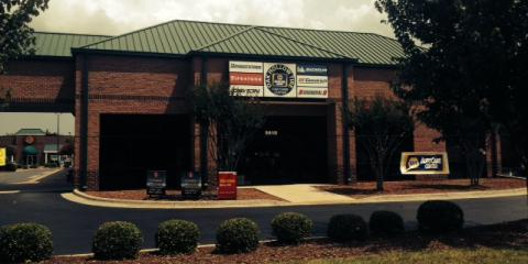 Customer Care at Oak Hollow Tire, High Point, North Carolina