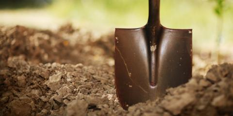 What Is the Difference Between Topsoil & Garden Soil?, Montville, Connecticut