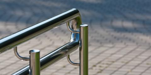 How to Tell If Your Business Needs Stairway Handrails, Hayward, California