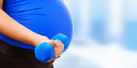 Local OBGYN Shares Advice on Exercise & Work During Pregnancy, St. Peters, Missouri