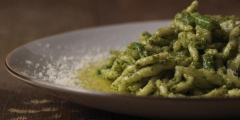 Recipe for Trofie al Pesto, Los Angeles, California