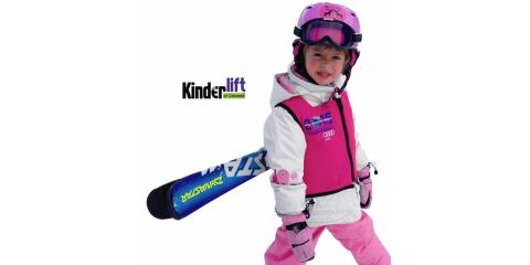 Keep Little Skiers Safe With Kinderlift's Children's Safety Ski Vest, Denver, Colorado