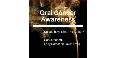 Are You at Risk for Oral Cancer?, Middlebury, Connecticut
