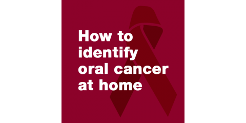 How to identify oral cancer symptoms, Lewisburg, Pennsylvania