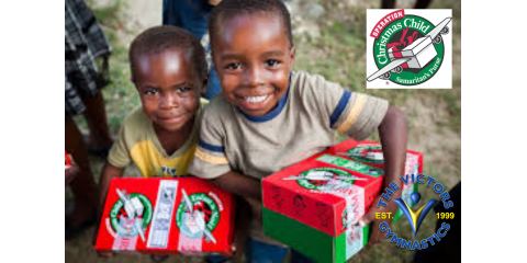 Operation Christmas Child!!, Greece, New York