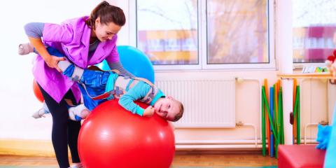 What Are the Differences Between Physical & Occupational Therapy for Kids?, Inver Grove Heights, Minnesota