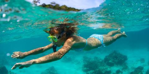 What Does Snorkeling Feel Like?, Ewa, Hawaii