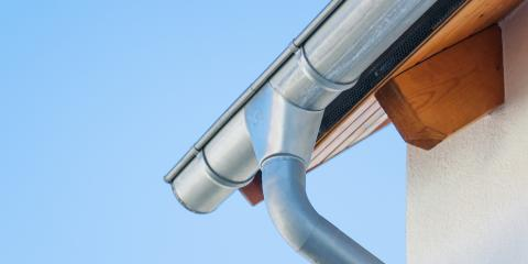 How Well-Installed Rain Gutters Protect Your Foundation, Morgan, Ohio