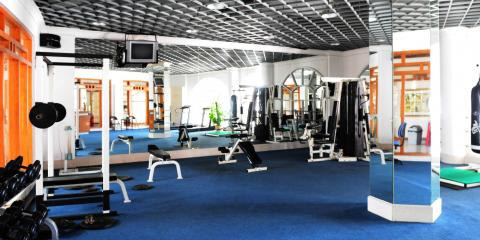 How Carpet Tiles Benefit Gyms & Fitness Centers, New York, New York