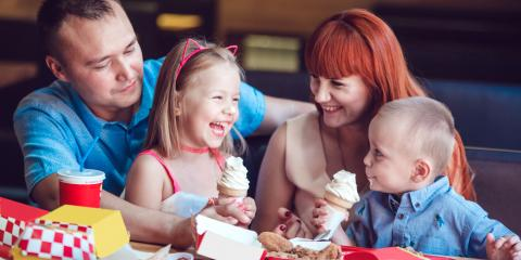 5 Tips for Dining Out With Kids, Oconto, Wisconsin