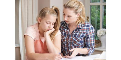 How to Help Your Child Handle Test Stress, Cambrian Park, California