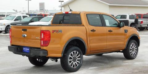 2019 Ford Ranger XLT FX4, Barron, Wisconsin